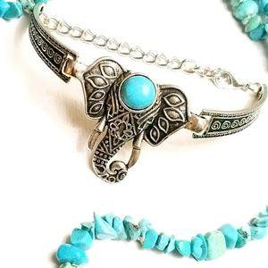 🌸💖🌸 BEAUTIFUL ELEPHANT BRACELET 🌸💖🌸